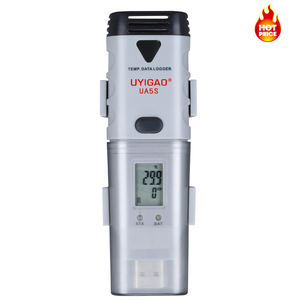 Ambient Wet Bulb Temperature Relative Humidity recorder Digital Dew Point Meter