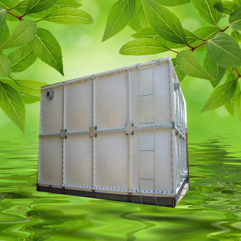 Rectangular Grp Panels Water Tank/frp Fiberglass Water Storage Tank/smc  Sectional Storage Water Tank Price - Buy Grp Rectangular Water Tank,Frp