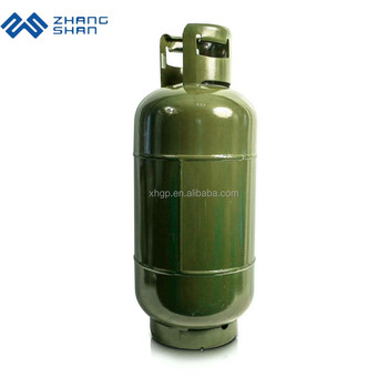 19KG Large Sizes LPG Gas Cylinder with Safe Compliance Certificate