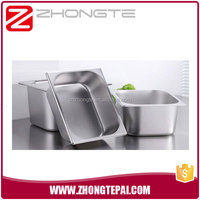 restaurant menu and hotel with buffet food warmer