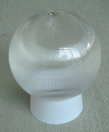 Dia:150mm Plastic Globe Ceiling Light
