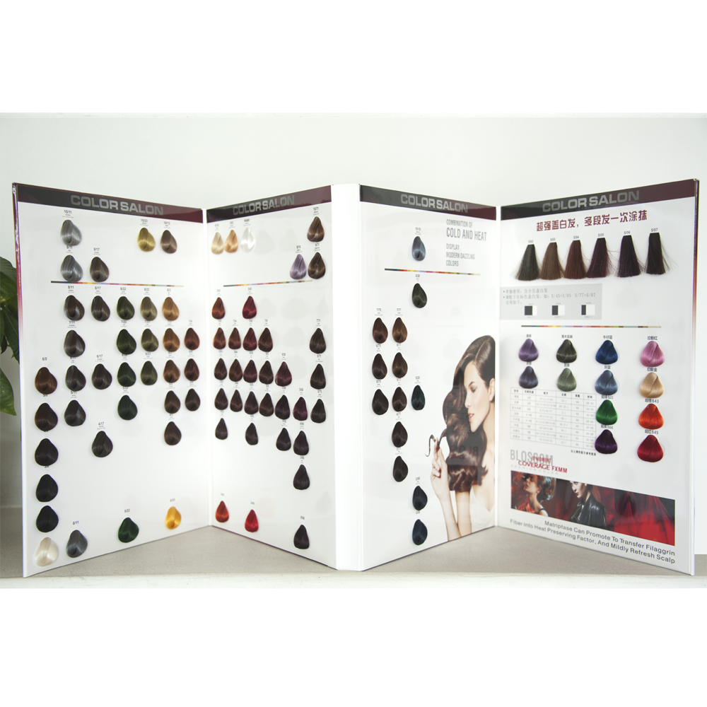 Iso hair color chart iso hair color chart suppliers and iso hair color chart iso hair color chart suppliers and manufacturers at alibaba nvjuhfo Image collections