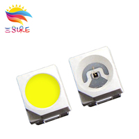 0.06w sanan chip green 3528 smd led for light strip