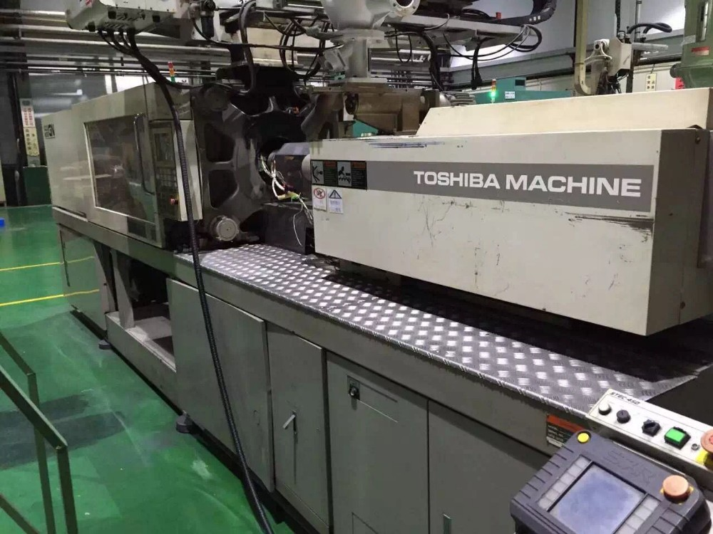 used plastic injection molding machine for sale