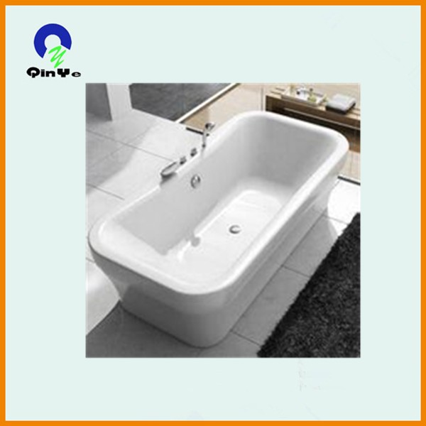 Sanitary grade high gloss colored solid surface acrylic sheet for bathtub