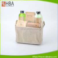 Custom made wooden brush natural body lotion bath gift basket sets