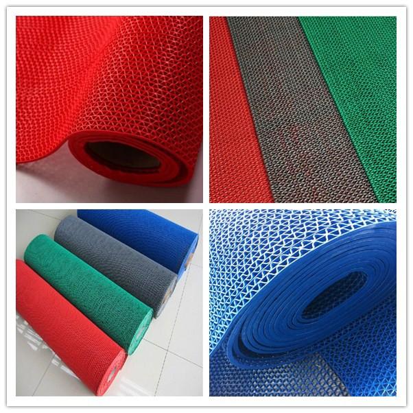 Pvc Floor Waterproof Plastic Grass Carpet Mat
