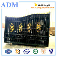 Iron Material wrought iron gates/house gates