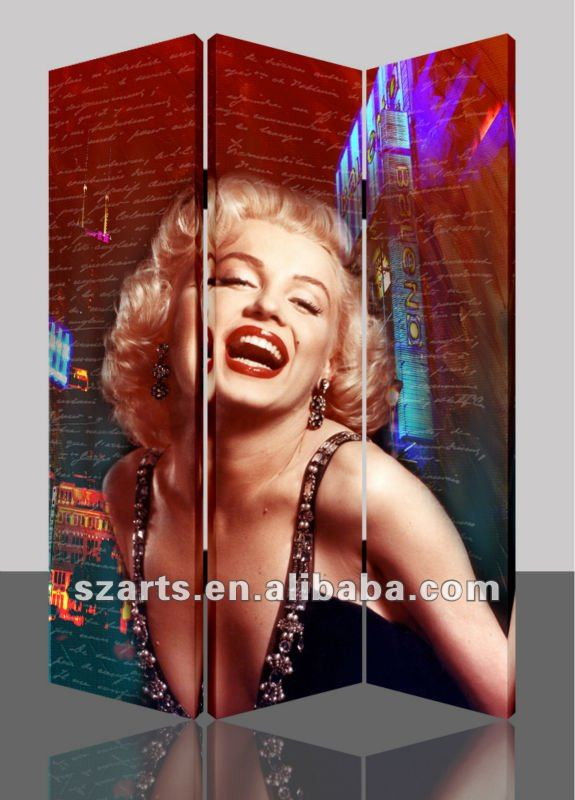 Marilyn Monroe Room Divider, Marilyn Monroe Room Divider Suppliers and  Manufacturers at Alibaba.com - Marilyn Monroe Room Divider, Marilyn Monroe Room Divider Suppliers