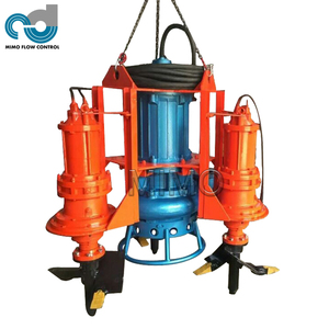 SS Non-leakage Vertical Underwater Sand Dredge Centrifugal Pump