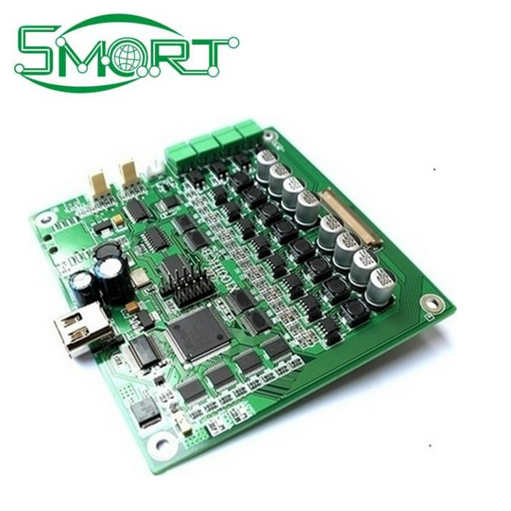 Smart  ~ lcd tv pcb board , lcd tv pcb main board, Made of FR4 Material with 1.6mm in Board Thickness and OSP Surface Finish