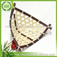 natural bamboo/wooden weaving bamboo baskets