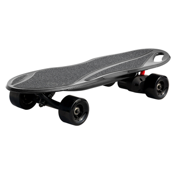 iFASUN KingKong 1800W Dual Belt Motor 4 Wheel Mini Small Waterproof Carbon Fiber Remote Control Electric Skateboard