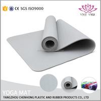polyeurethane softextile yoga mat rolls