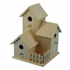 High quality gif outdoor wooden bird cage