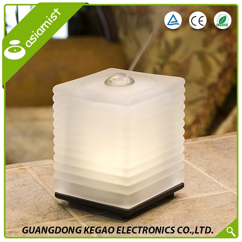 High quality fancy medical center 60 ml ultrasonic humidifier and diffuser