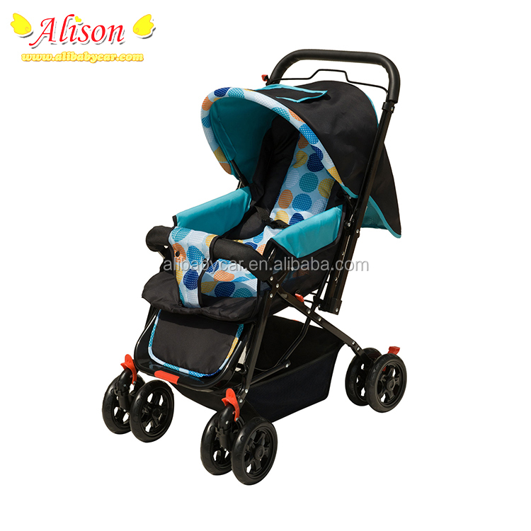 2017 New High Ce Standard Cheap Professional Baby Stroller Small Wheel