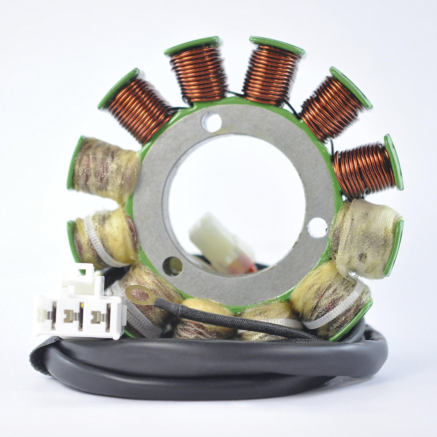 Stator for Arctic Cat Crossfire F1000 Firecat M1000 M8000 M6 600 Mountain Cat M8 800 Sno Pro T500 XF800 ZR8000 2007-2015 OEM Repl.# 3007-545 3007-623 3007-711 3007-693 3007-701 3007-447 3007-617