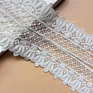 100% cotton crochet lace trim embroidery