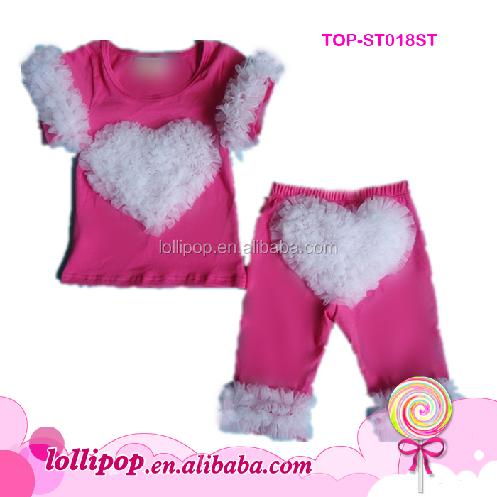 Wholesale Baby Valentines Day Girl Heart Outfit, Wholesale Baby Valentines  Day Girl Heart Outfit Suppliers And Manufacturers At Alibaba.com