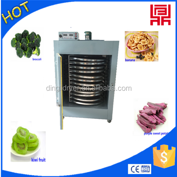 multifunctional hot circulating and infrared food dryer good price
