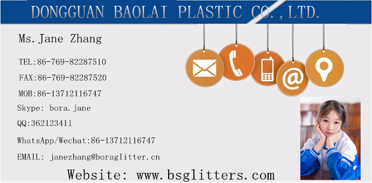 Plant Fiber material biodegradable cosmetic glitter manufacturer