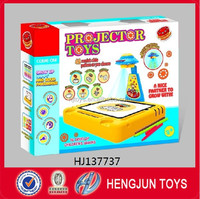 EN71 High quality kids multifunctional projector drawing board from made in China