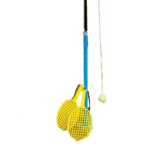 Game kinderen tuin mini grappige drinkbaar outdoor <span class=keywords><strong>tennisracket</strong></span>