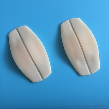 329c0a258 Alças de Silicone Macio Alça de Sutiã Titular Não-slip Protetores de Ombro  Almofadas