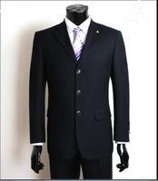 2016 Autumn & Winter Thick Type Mid-age Business Men Formal Wear Men's 3 Button Suits