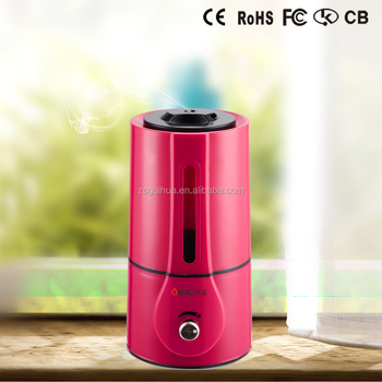 Made In China Enthusiastic Red Column Tabletop Air Conditioner With Night  Light Aromatherapy Diffuser