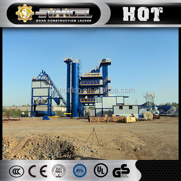 Good Price mobile asphalt mixing plant RD175B