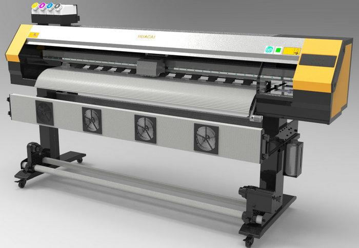 New Hot Model Digital Banner Flex Printing Machine Price