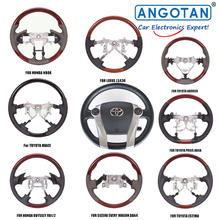 Car Steering Wheel Audio Control Bluetooth SWC Cruise Control OHC Motors for Hon+da,Toyot+a,Niss+an,Hyun+dai,Ki+a