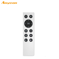 Factory Price home application rubber key type ir 433mhz remote control