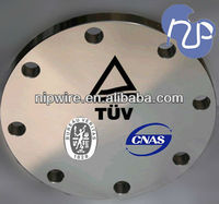 ANSI b16.5 5 Inch Class 150 Raised Face Blind A182 F316 Stainless Flanges