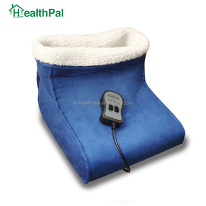 Electric Shiatsu Foot Massage Warmer Shoes