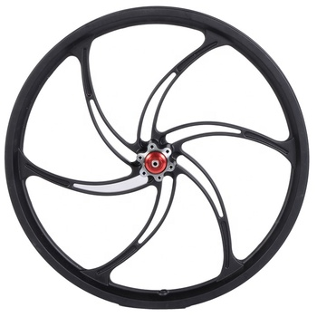 Hot Sale Wheelset  20 inch electric magnesium alloy font bike wheels for bicycle