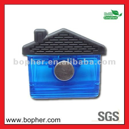 promotional plastic clip pen holder with logo
