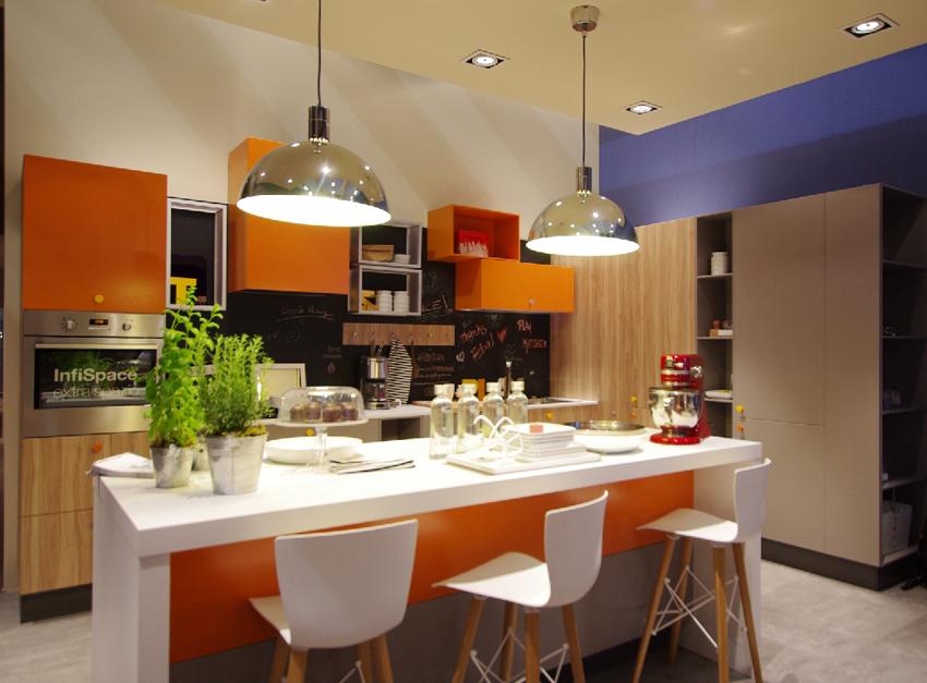 Lujo Cocina Modular De Fotos De Diseño Foto - Ideas para Decoración ...