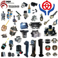 trailer truck bus parts,gladhands,brake chambers,slack adjusters for VOLVO,DAF,MAN,IVECO,BENDIX