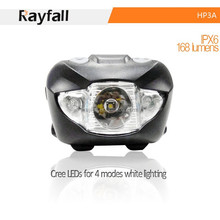 Trade assurance high power waterproof headlamp led