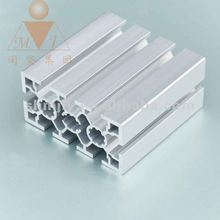 40mm aluminum t profile led aluminum extrusion profiles 6063 t5 in anodized surface