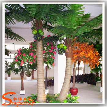 ST-CC21 adult palm tree costume Middle East Popular artificial palm tree coconut & St-cc21 Adult Palm Tree Costume Middle East Popular Artificial Palm ...