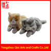 High quality lifelike soft cat plush toy cute plush cat pattern