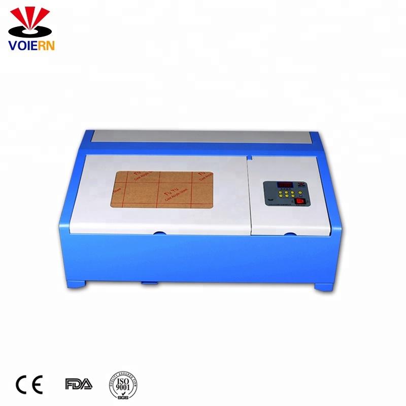 מקורי איכות גבוהה מכונות חיתוך לייזר קטנה למכירהשל יצרן מכונות חיתוך EV-32