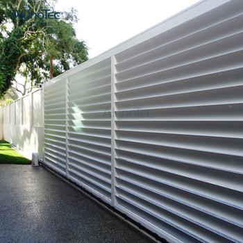 Aluminum Slat Louver Aluminium Slat Shutter Aluminum Slat