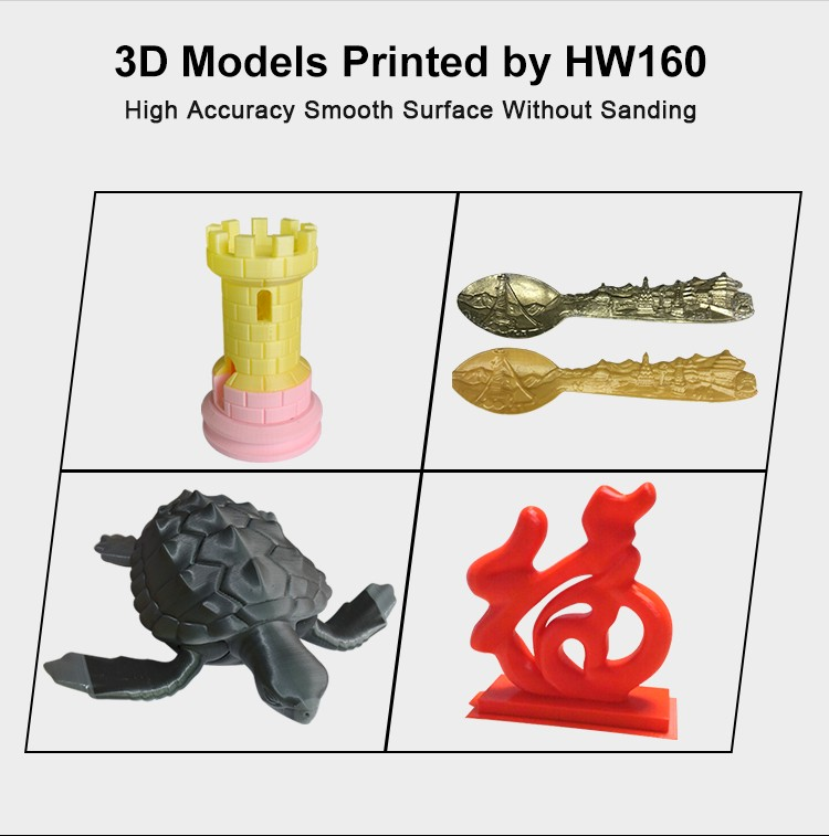 Hw160 Mini 3d Printer Business Card Printing Machine For Sale 3d ...