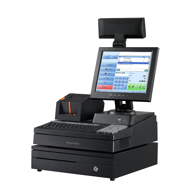Windows tablet desktop pos system cashier machine Pos Terminal bundle