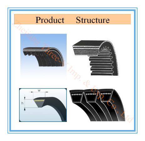 Professional small rubber belts for electric tools